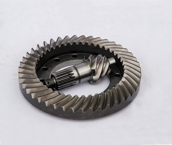 新能源汽车主减齿轮部件的制作流程过程有哪些