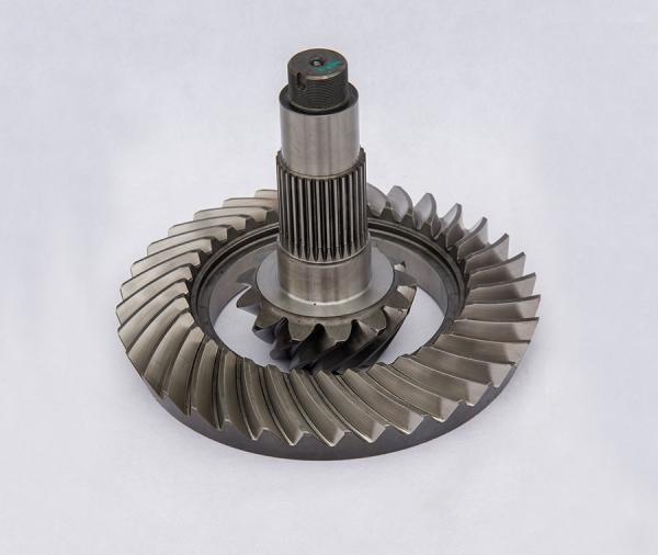 工程机械主减齿轮KSLE系列